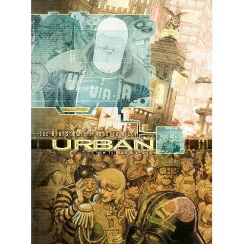 okładka Urban Tom 1 Reguły gry, Książka | Luc Brunschwig, Roberto Ricci
