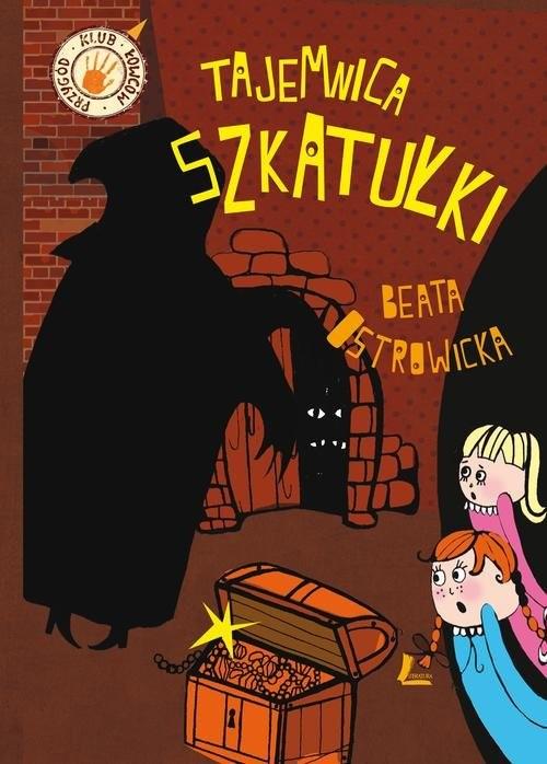 okładka Tajemnica Szkatułki, Książka | Beata Ostrowicka