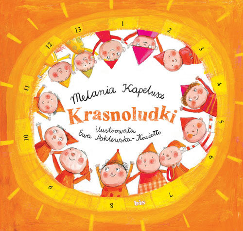 okładka Krasnoludki, Książka | Kapelusz Melania