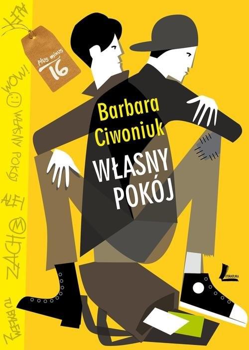 okładka Własny pokój, Książka | Ciwoniuk Barbara