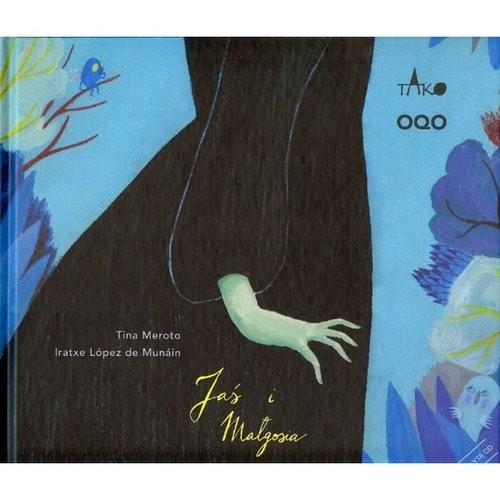 okładka Jaś i Małgosia, Książka | Tina Meroto, de Munain Iratxe Lopez