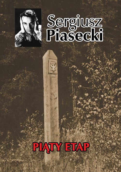 okładka Piąty etap, Książka | Sergiusz Piasecki