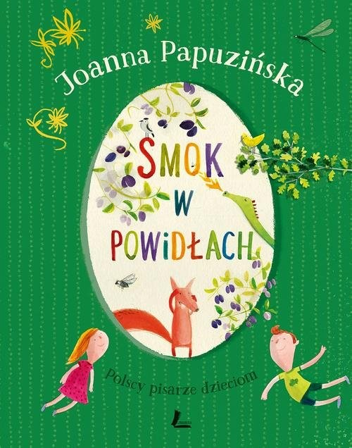 okładka Smok w powidłach, Książka | Papuzińska Joanna