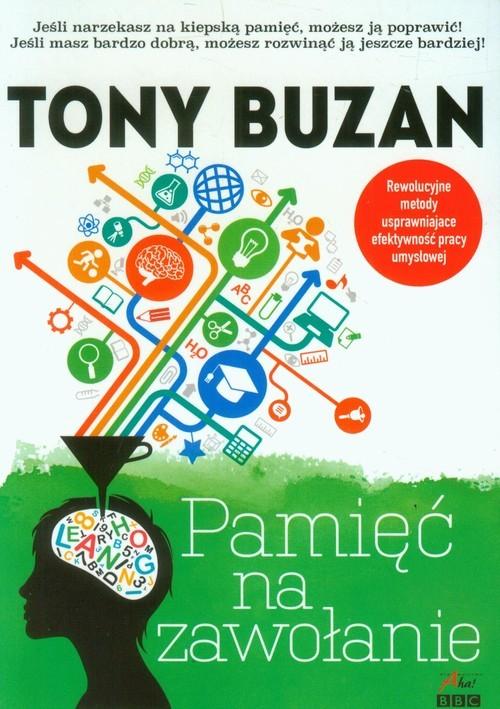 okładka Pamięć na zawołanie, Książka | Buzan Tony