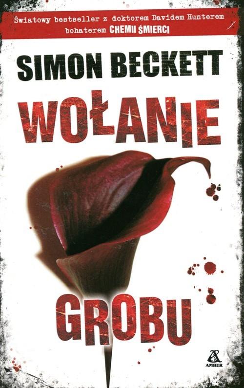 okładka Wołanie grobu, Książka | Beckett Simon