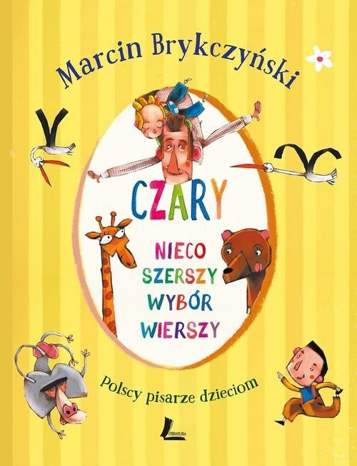 okładka Czary, Książka | Brykczyński Marcin