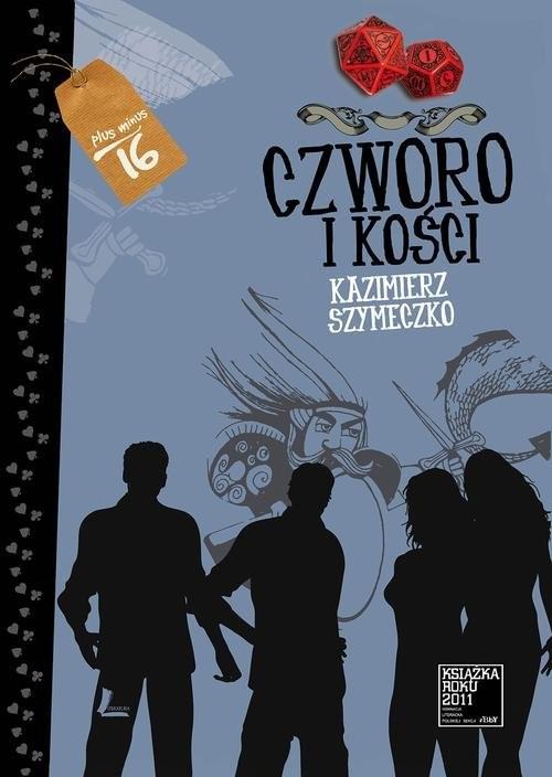 okładka Czworo i kościksiążka      Szymeczko Kazimierz