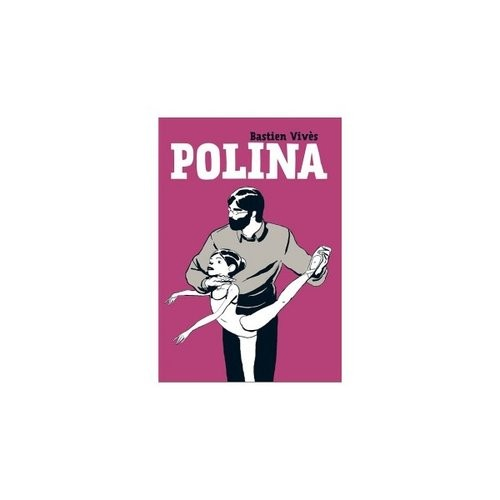 okładka Polina, Książka | Vives Bastien