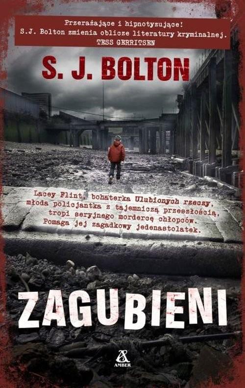 okładka Zagubieni, Książka   Bolton Sharon