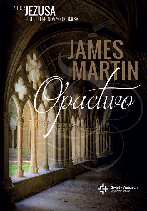 okładka Opactwo, Książka | Martin James