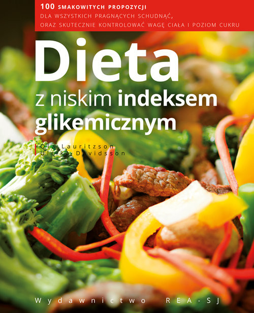 okładka Dieta z niskim indeksem glikemicznym, Książka | Ola Lauritzson, Ulrika Davidsson
