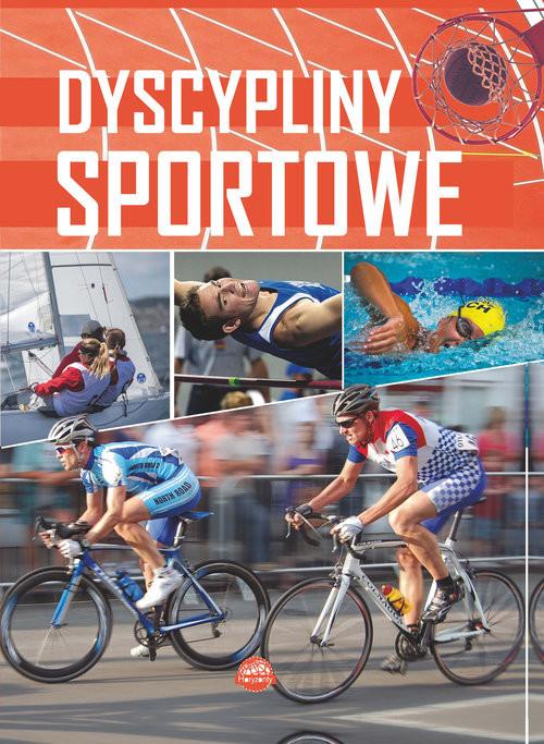 okładka Dyscypliny sportowe, Książka   Szymanowski P.
