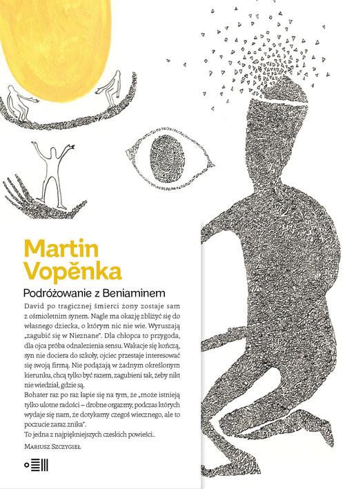 okładka Podróżowanie z Beniaminem, Książka | Vopenka Martin