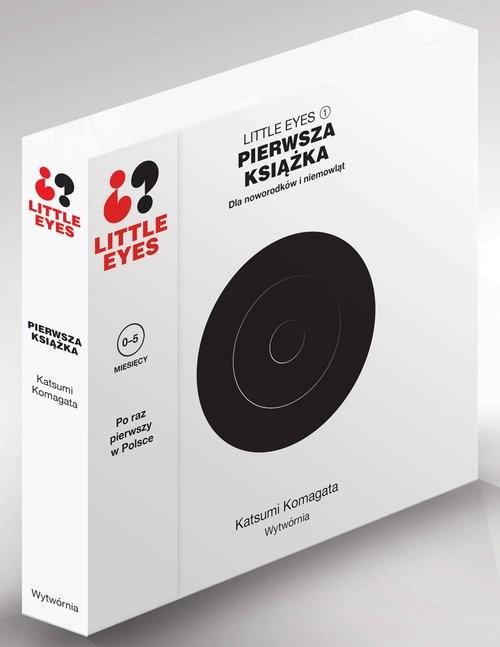 okładka Pierwsza książka Little Eyes 1, Książka | Komagata Katsumi