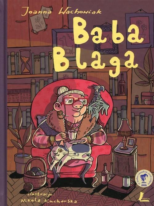 okładka Baba Blaga, Książka | Wachowiak Joanna