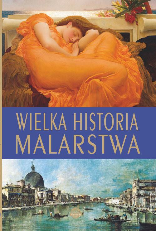 okładka Wielka historia malarstwa, Książka | Ristujczina Luba