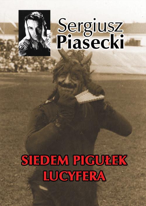 okładka Siedem pigułek Lucyfera, Książka | Sergiusz Piasecki