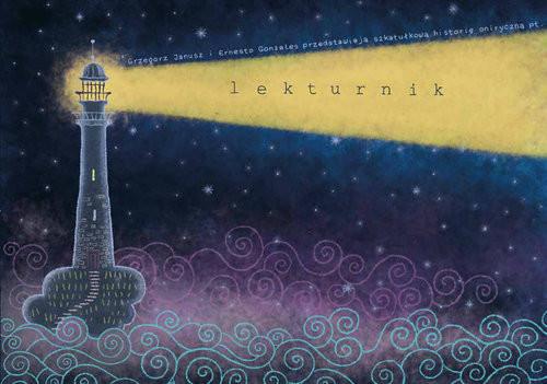 okładka Lekturnik, Książka | Janusz Grzegorz, Gonzales Ernesto