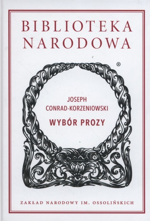 okładka Wybór prozy, Książka | Conrad-Korzeniowski Joseph