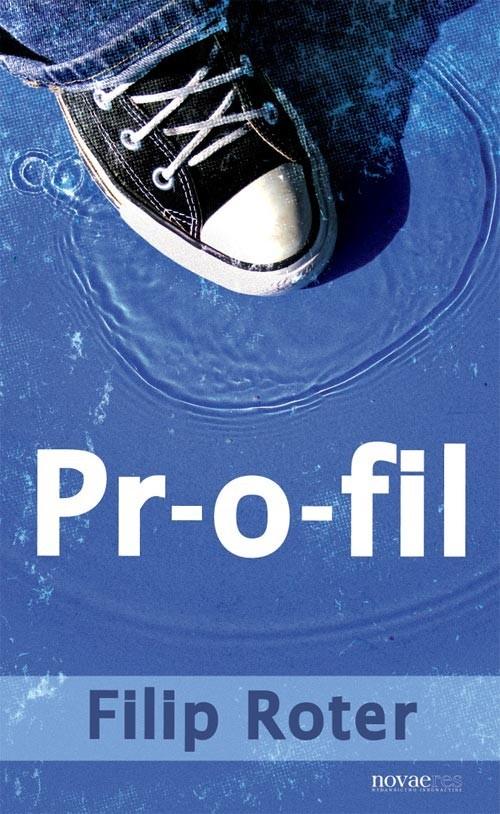 okładka Pr-o-fil, Książka | Filip  Roter