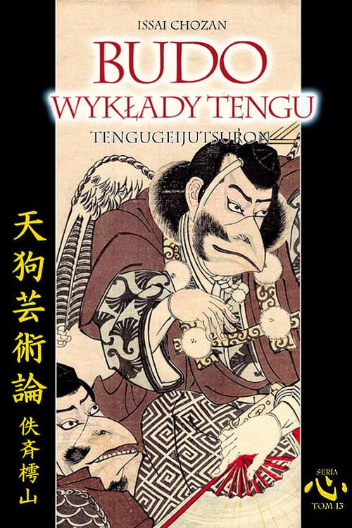 okładka Budo Wykłady tengu, Książka   Issai Chozan