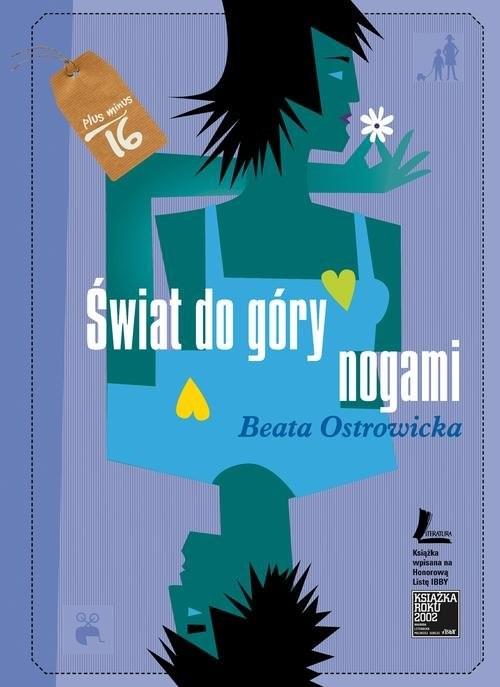 okładka Świat do góry nogami, Książka | Beata Ostrowicka