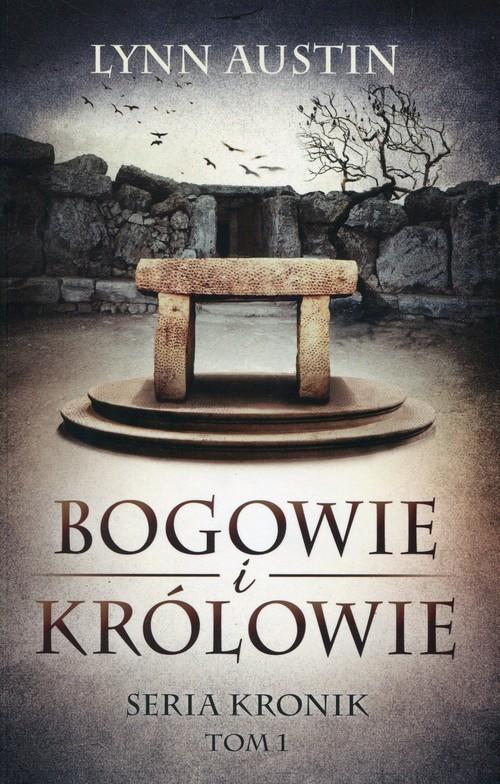 okładka Bogowie i Królowie Tom 1, Książka | Austin Lynn