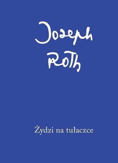 okładka Żydzi na tułaczce, Książka | Roth Joseph