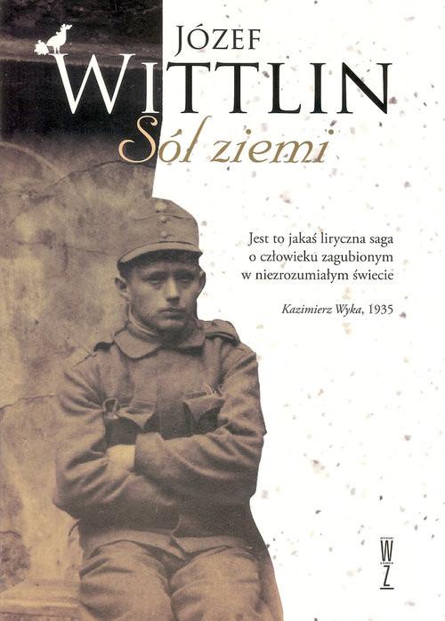 okładka Sól ziemi, Książka | Wittlin