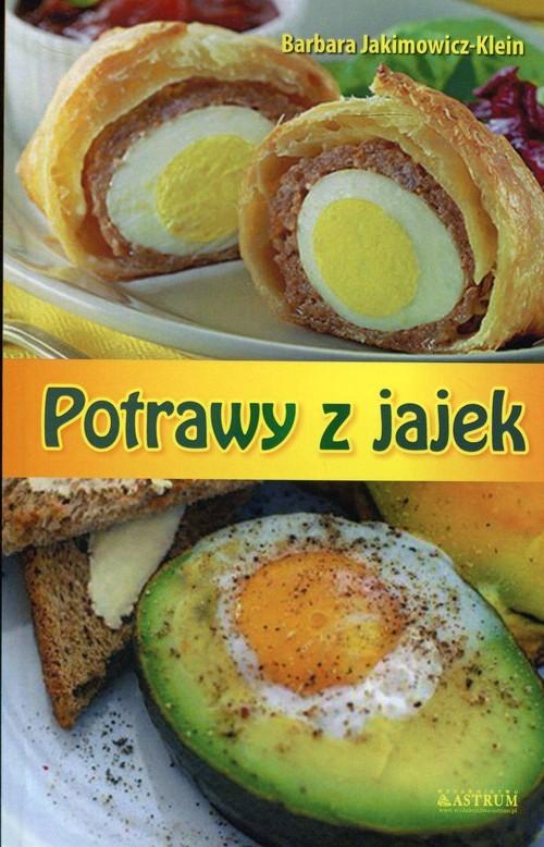 okładka Potrawy z jajek, Książka | Barbara Jakimowicz-Klein