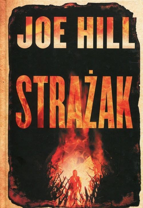 okładka Strażak, Książka | Hill Joe