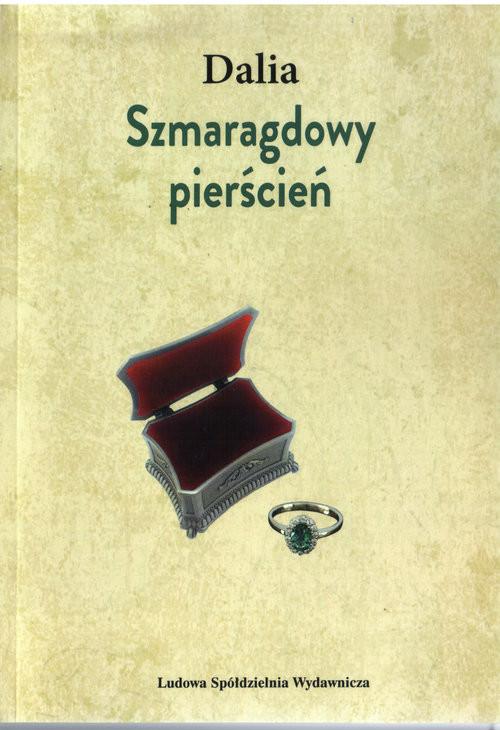 okładka Szmaragdowy pierścień, Książka |