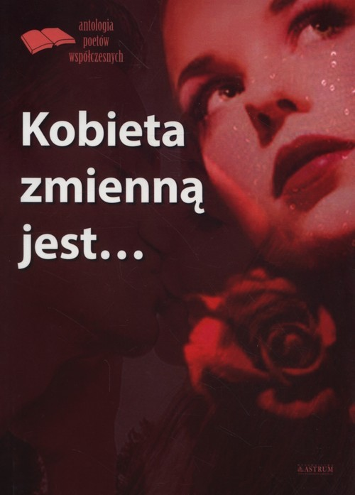 okładka Kobieta zmienną jest…, Książka |