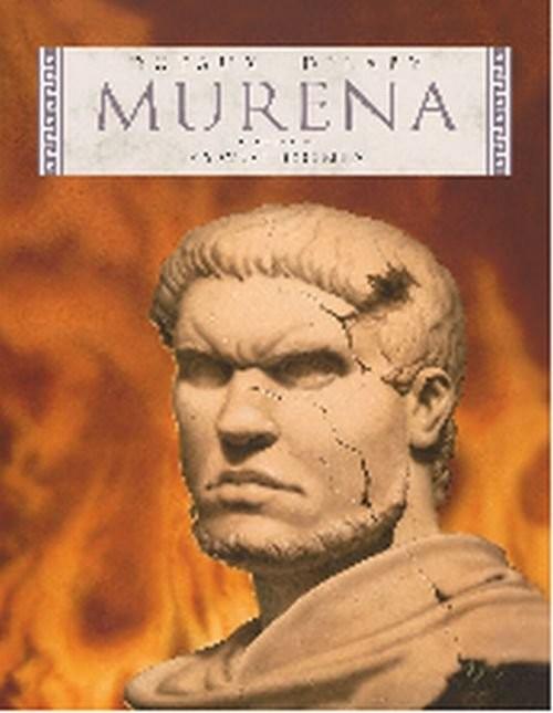 okładka Murena Tom 7 Żywioł Ognia, Książka   Jean Dufaux