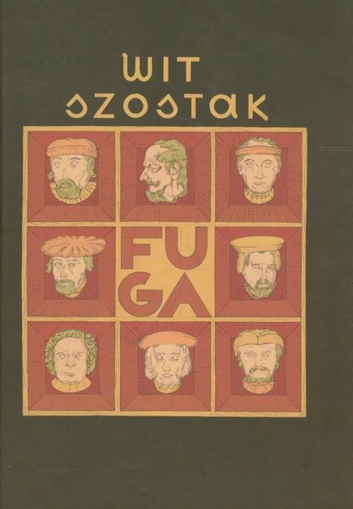 okładka Fuga /Lama iskra Boża, Książka | Szostak Wit