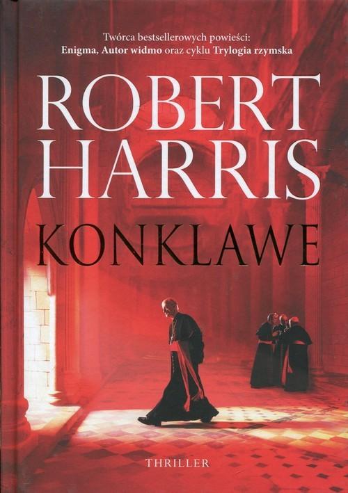 okładka Konklawe, Książka | Harris Robert
