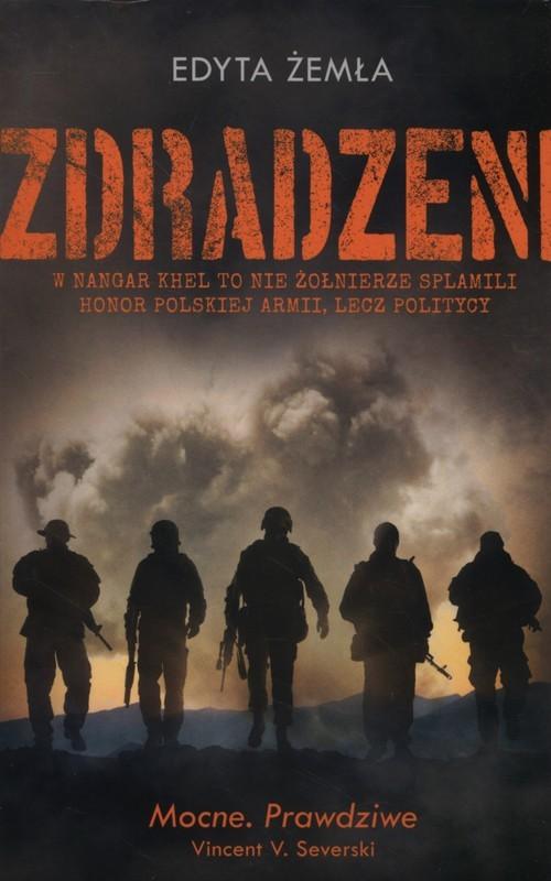 okładka Zdradzeni, Książka | Żemła Edyta