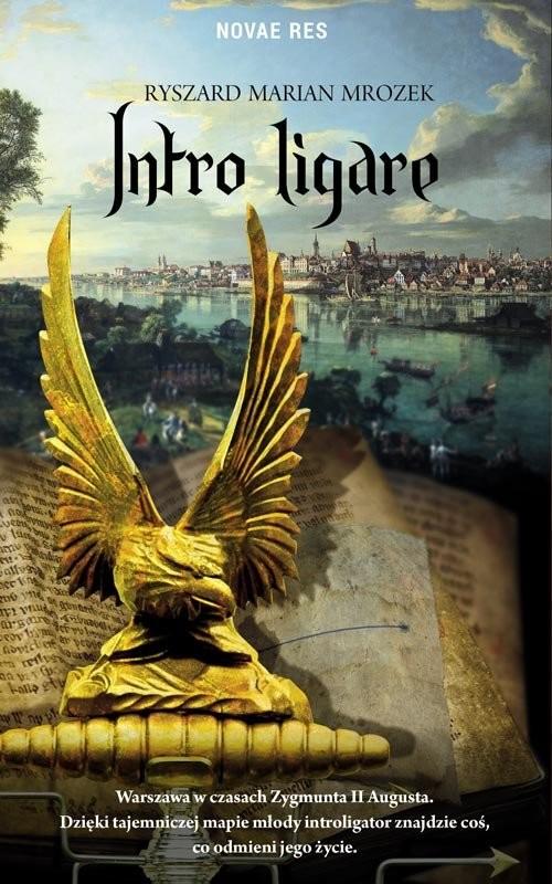 okładka Intro ligare, Książka | Ryszard Marian  Mrozek