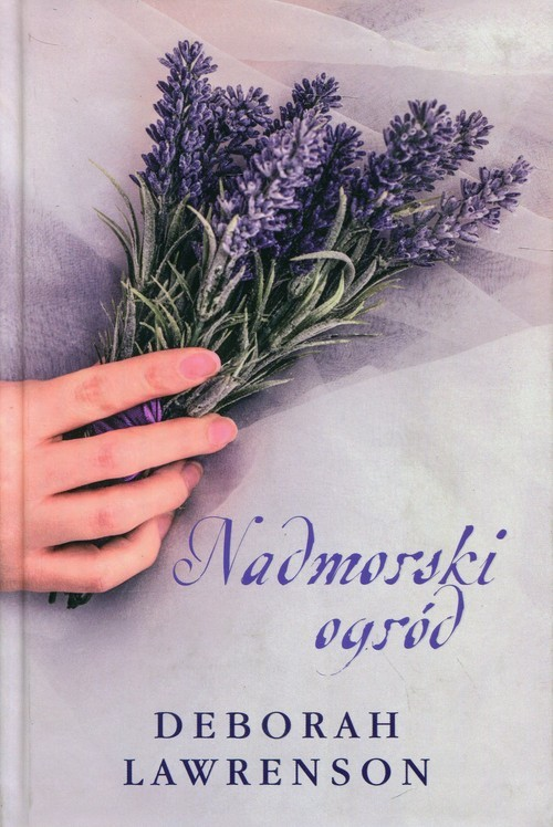 okładka Nadmorski ogród, Książka | Deborah Lawrenson