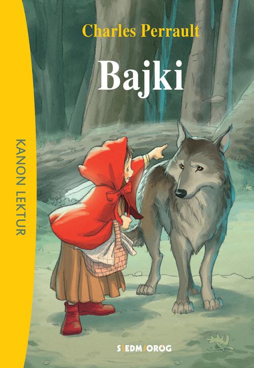 okładka Bajki, Książka | Perrault Charles