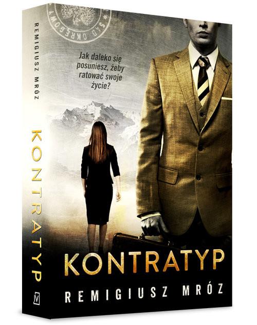 okładka Kontratypksiążka |  | Remigiusz Mróz