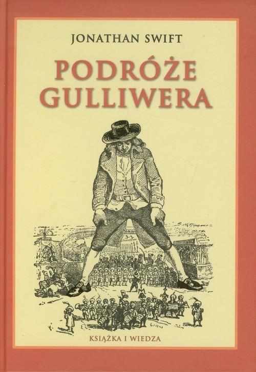 okładka Podróże Gulliwera, Książka | Jonathan Swift