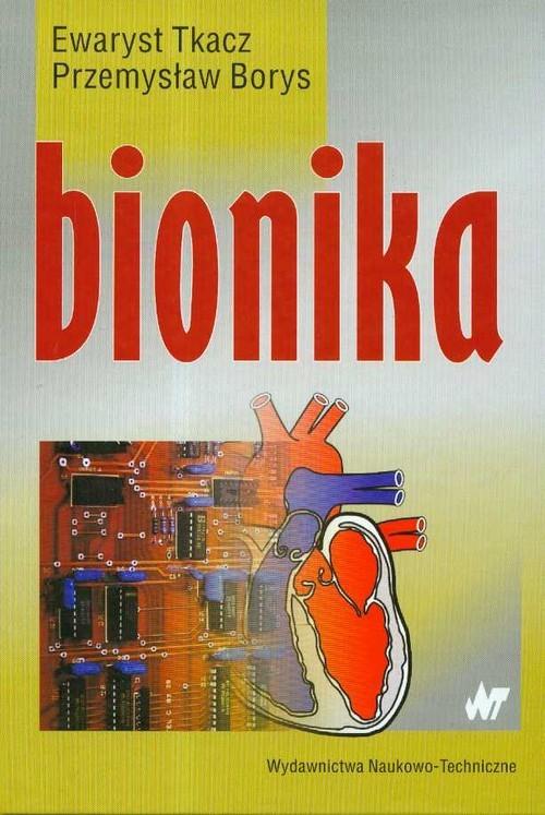 okładka Bionika, Książka | Ewaryst Tkacz, Przemysław Borys