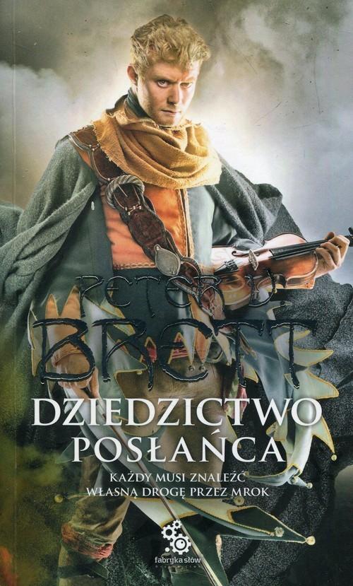 okładka Dziedzictwo posłańcaksiążka |  | Peter V. Brett