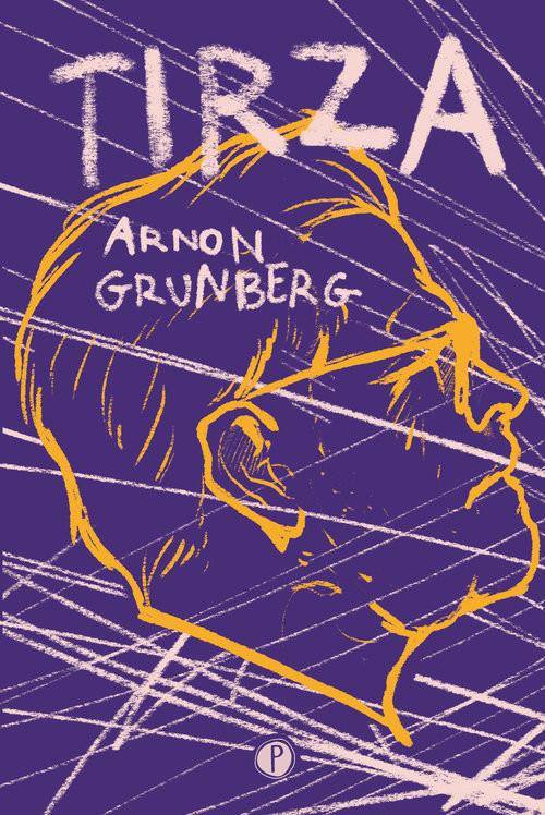 okładka Tirza, Książka | Grunberg Arnon