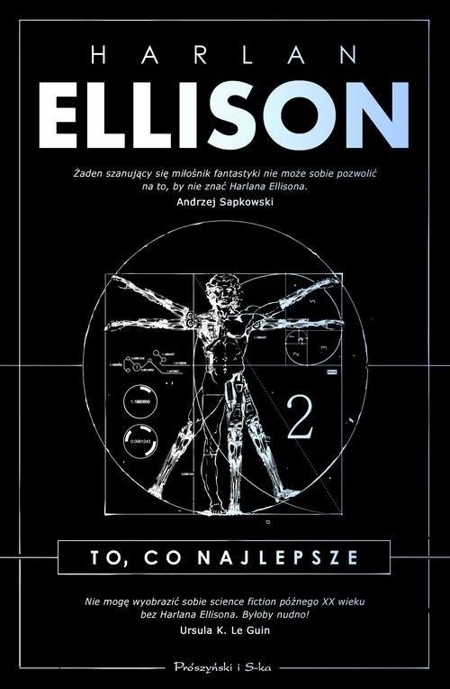 okładka To, co najlepsze Tom 2, Książka   Harlan Ellison