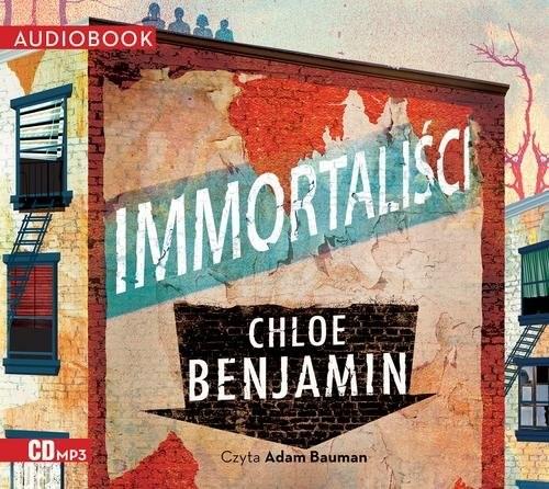 okładka Immortaliściksiążka      Benjamin Chloe