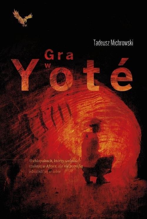 okładka Gra w yote, Książka | Michrowski Tadeusz
