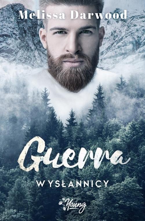 okładka Guerra Tom 2 Wysłannicy, Książka | Melissa Darwood
