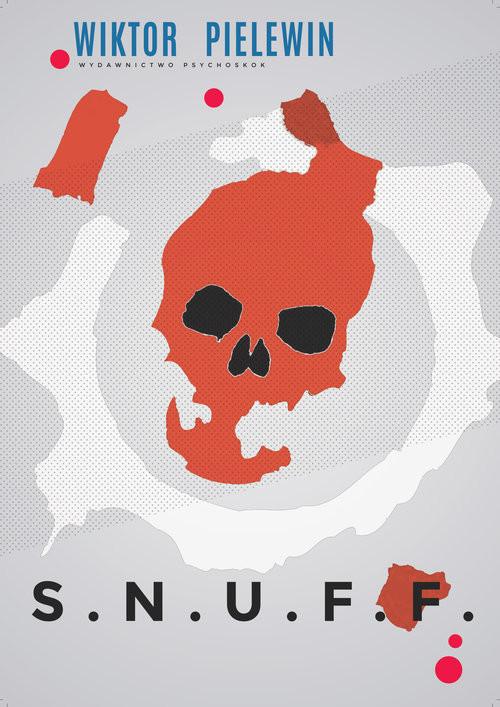 okładka Snuff, Książka | Wiktor Pielewin